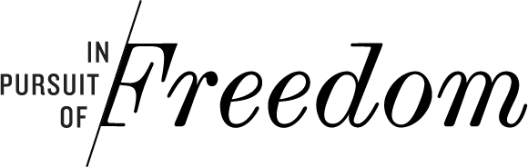 In Pursuit of Freedom Logo