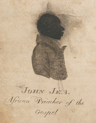 Life, History and Unparalleled Sufferings of John Jea, the African Preacher, 1811. Rare Book and Manuscript Library, Columbia University.