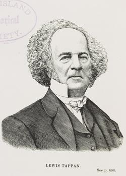 TAPPAN, Lewis