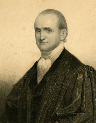 Samuel H. Cox. Portrait collection. Brooklyn Historical Society.