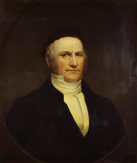 Reverend Ichabod S. Spencer, D. D., 1849, M1974.218.1; Henry Peters Gray; Brooklyn Historical Society.