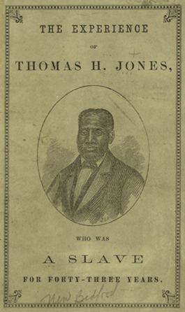 [Portrait of Thomas H. Jones]. General Research Division, The New York Public Library, Astor, Lenox and Tilden Foundations.