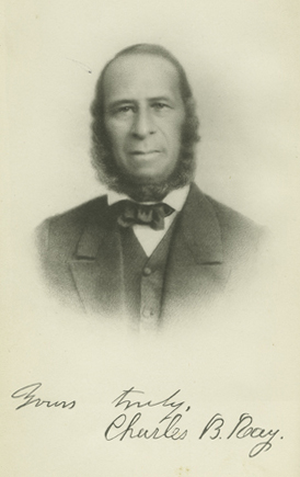 Portrait of Charles B. Ray. Manuscripts, Archives and Rare Books Division, Schomburg Center for Research in Black Culture, The New York Public Library.